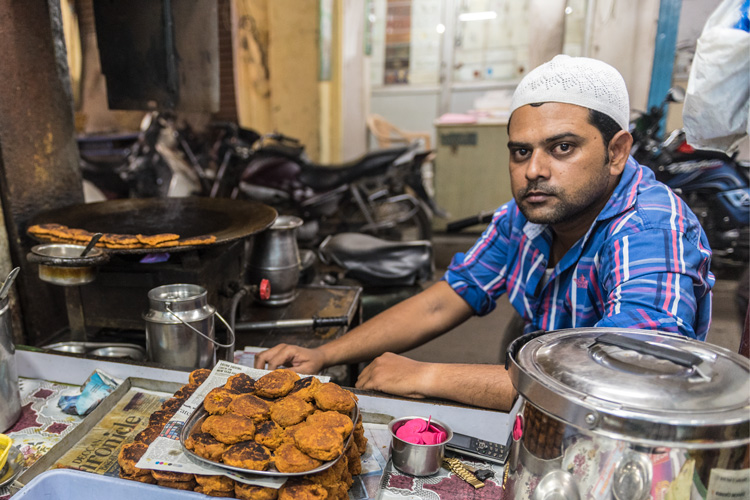 Shammi Kebabs and the man behind them!